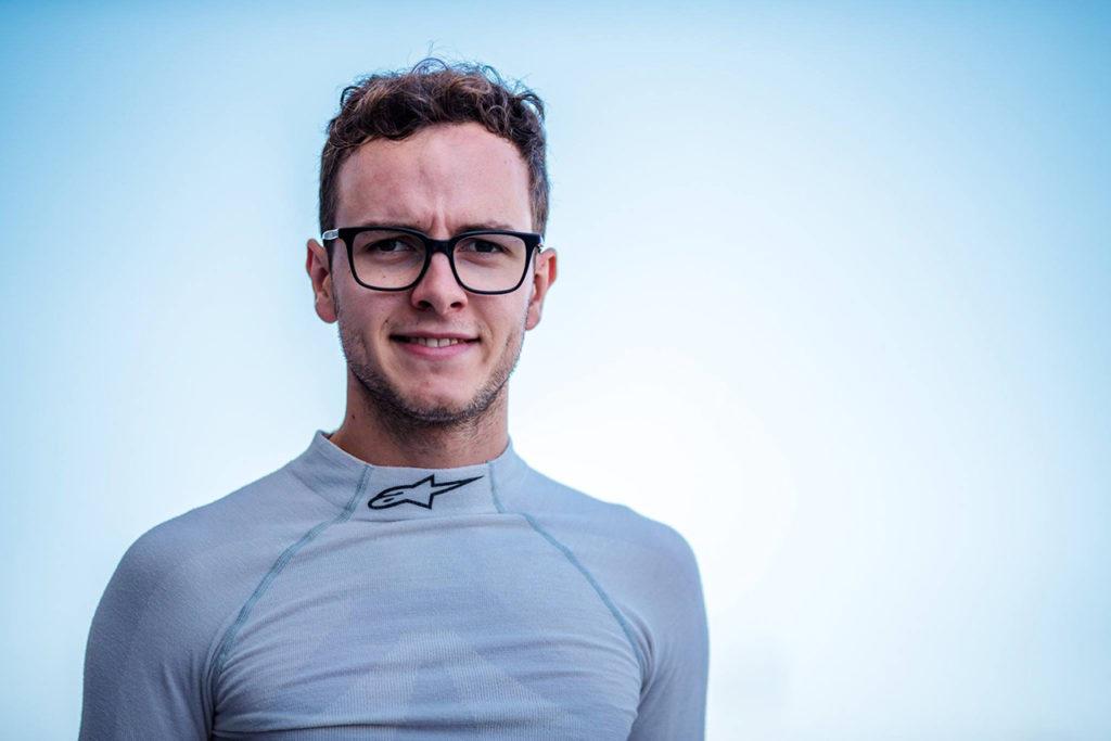 FIA F2 | Arden annuncia l'ingaggio del campione GP3 Hubert