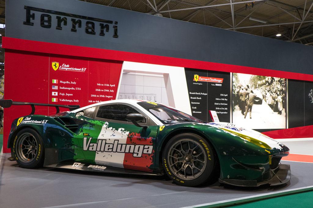 Club Competizioni GT, trent'anni di storia Ferrari pronti a rombare in pista