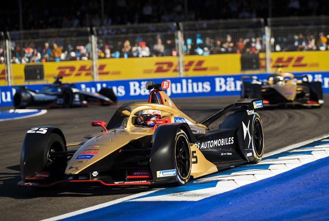 Formula E | DS Techeetah costretta a rimontare in gara, ma conquista punti importanti