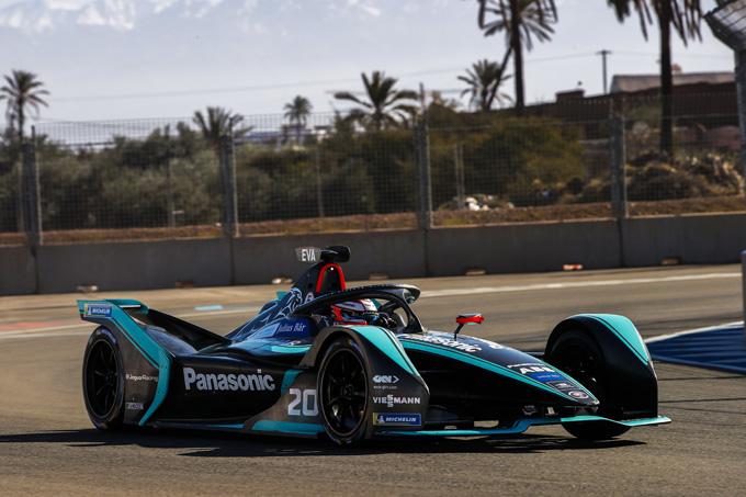Formula E | Marrakech e-prix: Mitch Evans al comando nelle prime libere