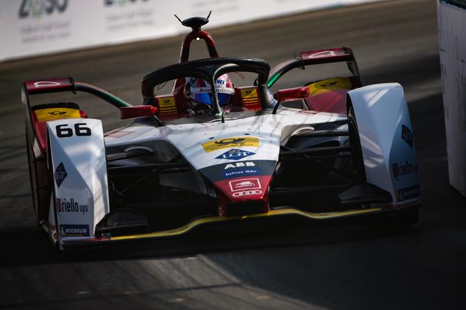 Formula E | Nico Muller svetta nei Rookie Test, bene Fuoco e Marciello