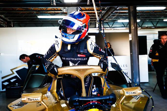 Formula E | DS Techeetah soddisfatta del lavoro svolto dai tester Rossiter e Calderon