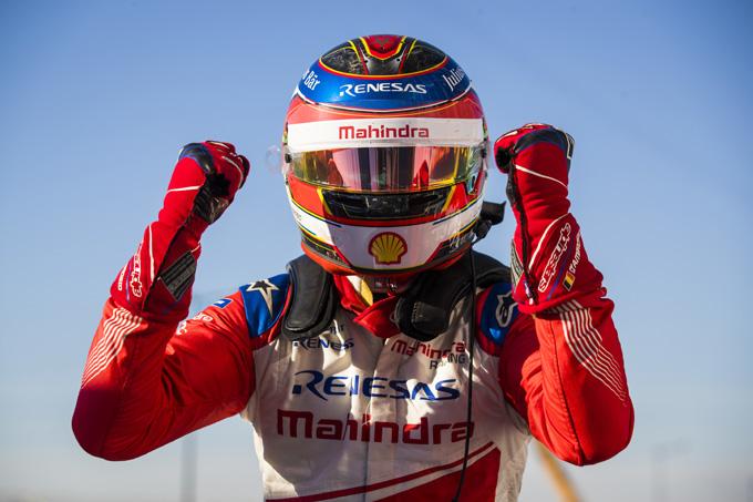 Formula E | Jerome D'Ambrosio regala a Mahindra la prima vittoria stagionale