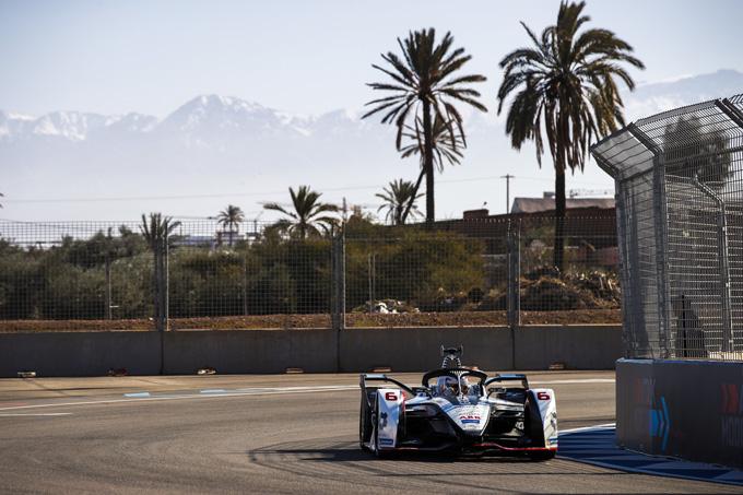 Formula E | Santiago e-prix: Lopez al vertice delle prove libere con la monoposto di GEOX Dragon