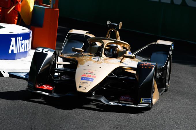 Formula E | DS Techeetah torna da Santiago a mani vuote