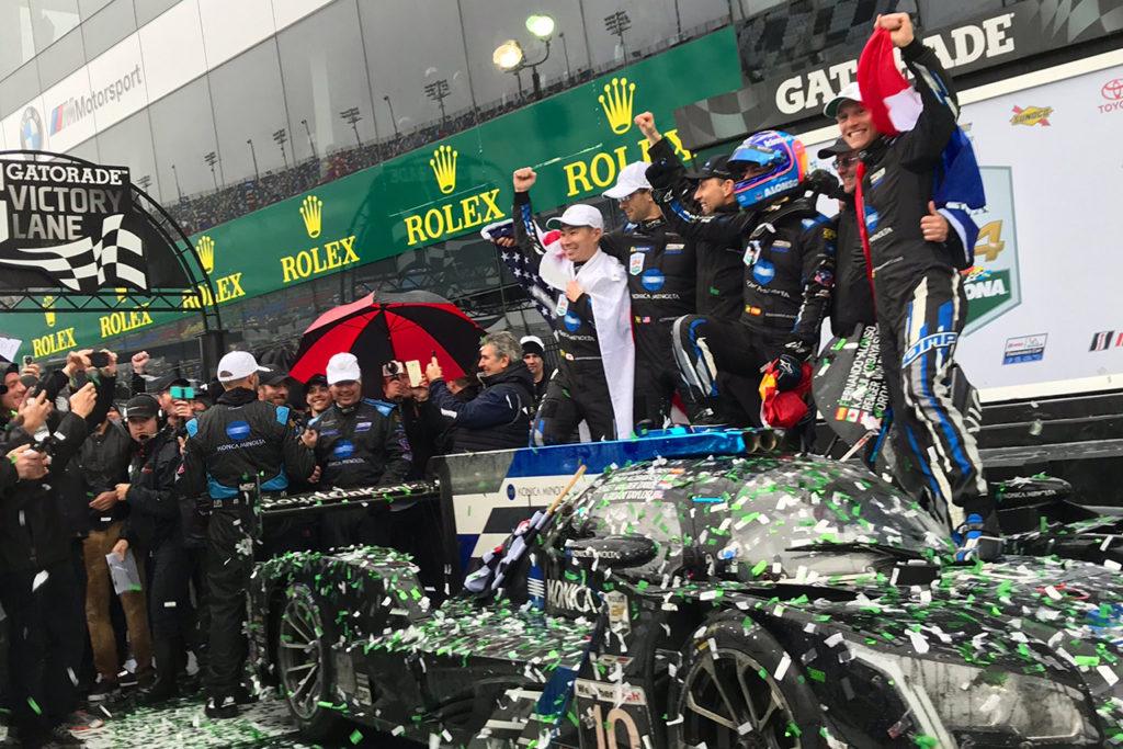 IMSA | 24 Ore di Daytona, Gara: il nubifragio premia Wayne Taylor Racing