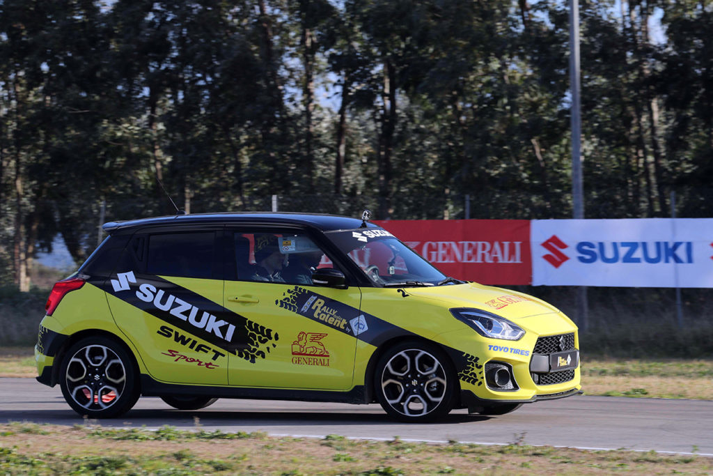 Rally Italia Talent | Tutto pronto per la terza selezione a Siena con le Suzuki Swift Sport