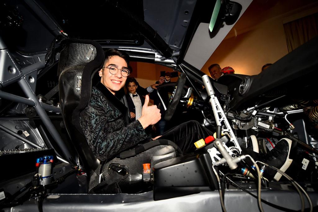 TCR Italy | Debutto da record per il 16enne Guidetti nel 2019 con BF Motorsport