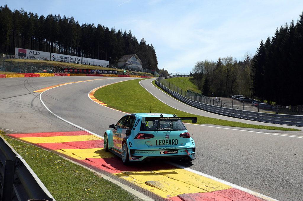 Arriva la Spa 500, la prima gara endurance riservata alle TCR