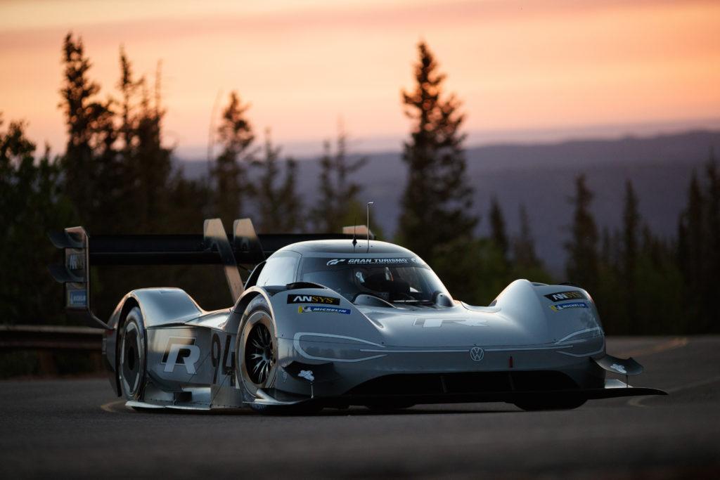 La Volkswagen punta al record del Nurburgring Nordschelife con la I.D. R Pikes Peak