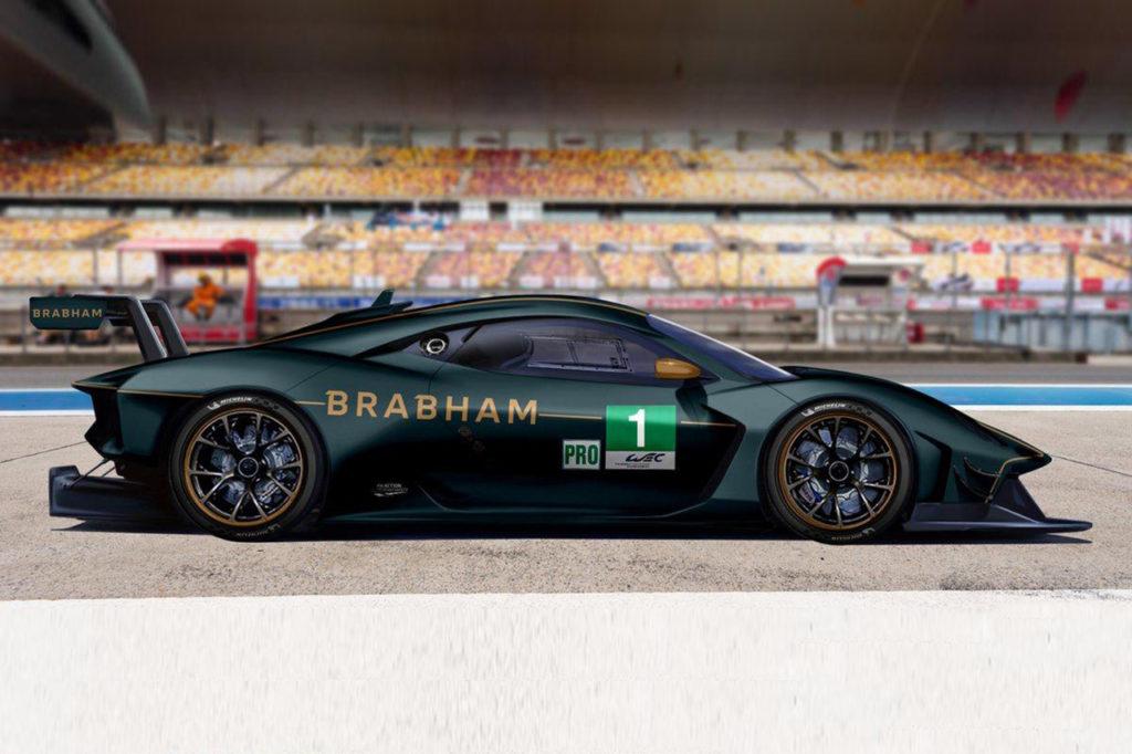 FIA WEC | Ritorna il nome Brabham nel 2021/2022 tra le GTE-Pro
