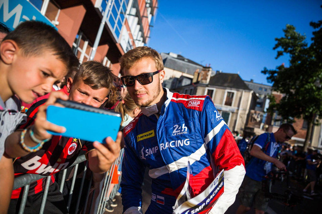 FIA WEC | Addio Formula 1, Sirotkin passa all'endurance con SMP Racing