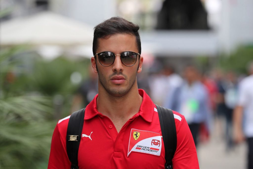 Antonio Fuoco scelto da Ferrari come Development Driver: con lui Wehrlein, Hartley e Rigon