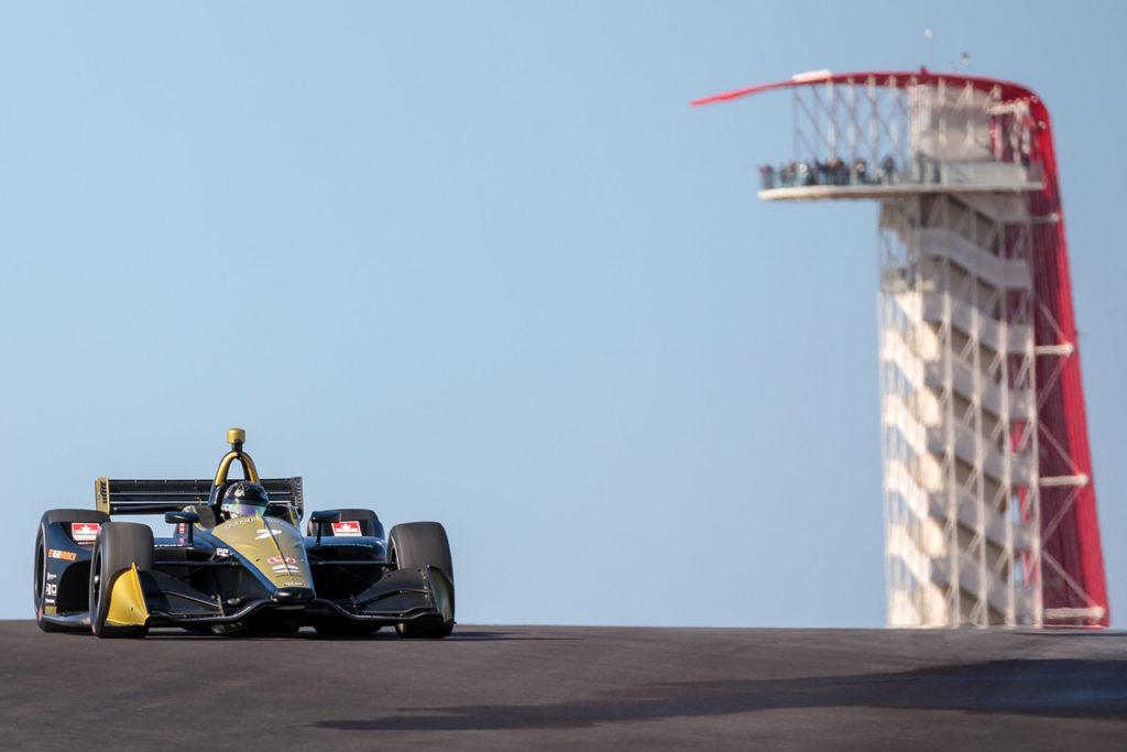 IndyCar | Ericsson e il confronto con la Formula 1 ai test di Austin