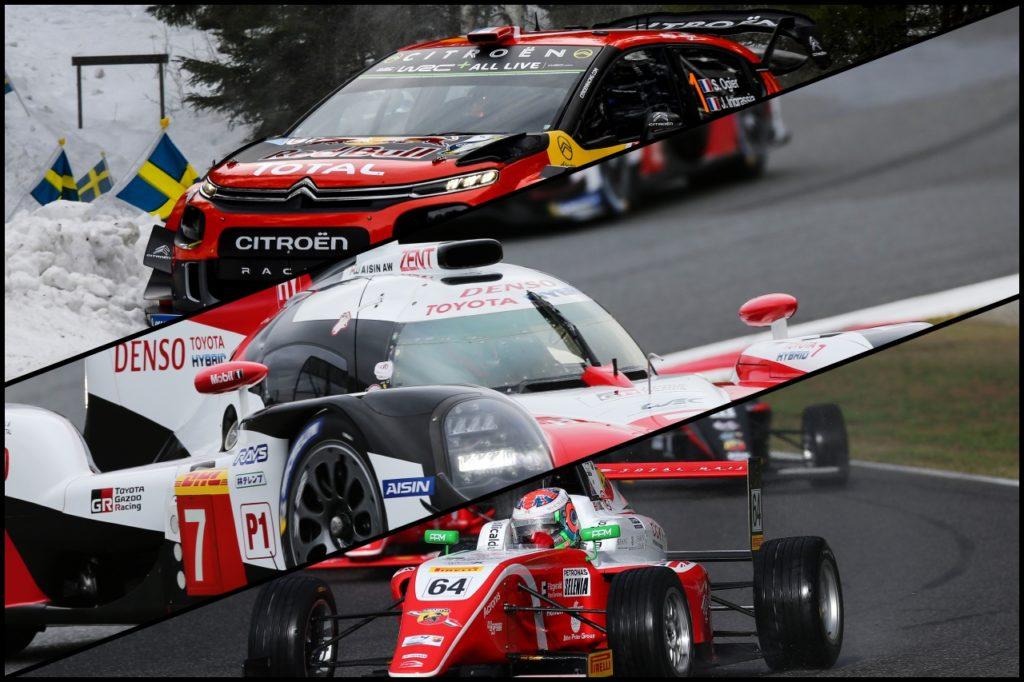 CIRisiamo: al via la stagione Motorsport 2019
