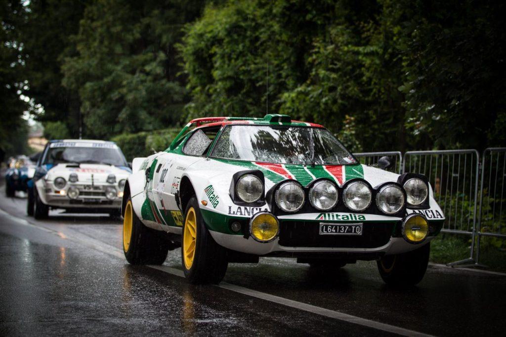 La FIA apre la Hall of Fame del Rally: presente anche la Lancia Stratos Gr.4 Alitalia