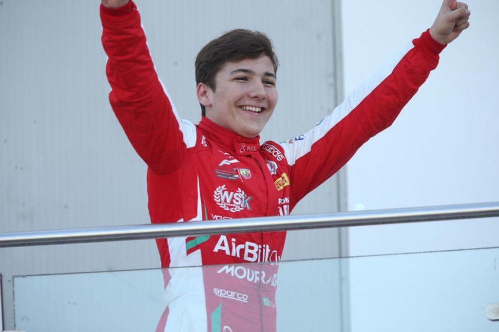 Formula Regional | Prema punta ancora su Enzo Fittipaldi e lo lancia nella nuova serie europea