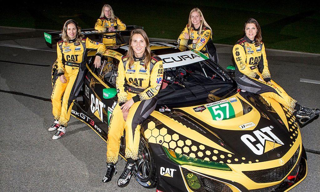 Legge, Figueiredo e De Silvestro: dall'IndyCar alla 24 Ore di Daytona