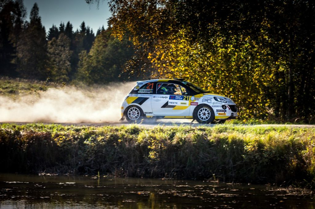 ERC | Opel conferma il suo impegno nel Campionato Europeo Junior e si prepara al lancio della Corsa R2