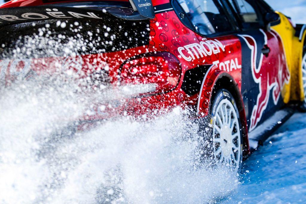 WRC | Citroen al Rally di Svezia per migliorare ulteriormente i suoi risultati