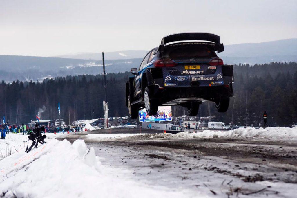 WRC | Passi avanti per M-Sport Ford al Rally di Svezia 2019: impresa sfiorata con Suninen