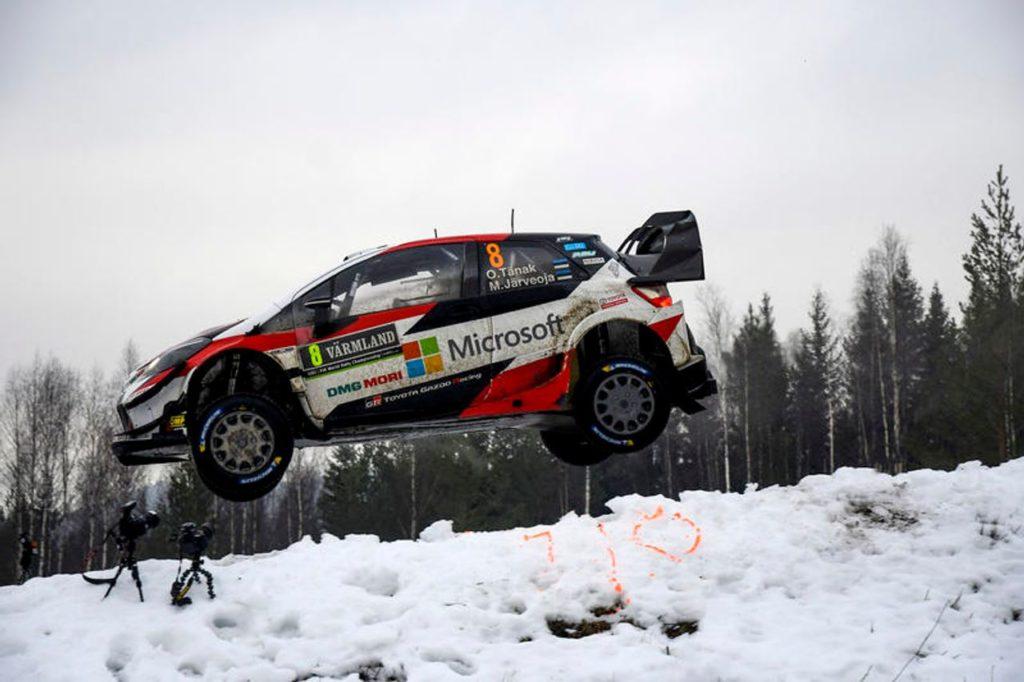 WRC | Ott Tanak conquista il Rally di Svezia 2019 e vola al comando tra i piloti