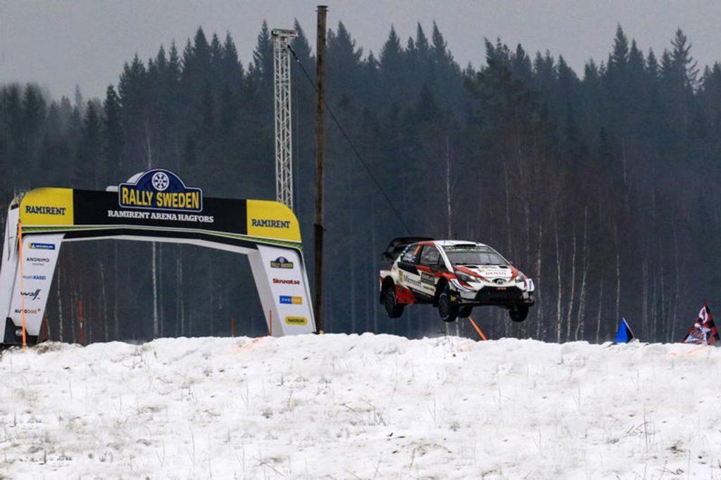 WRC | Rally di Svezia 2019, seconda giornata: Tanak asfalta la concorrenza. Bagarre per il podio