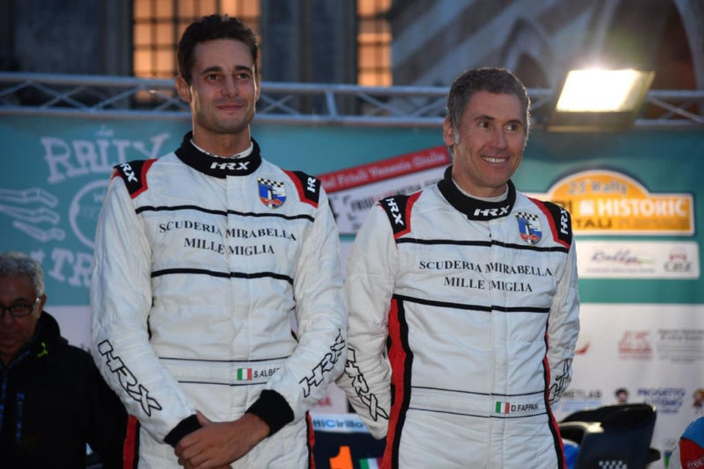 CIR | Il campione CIWRC Stefano Albertini torna nel Tricolore