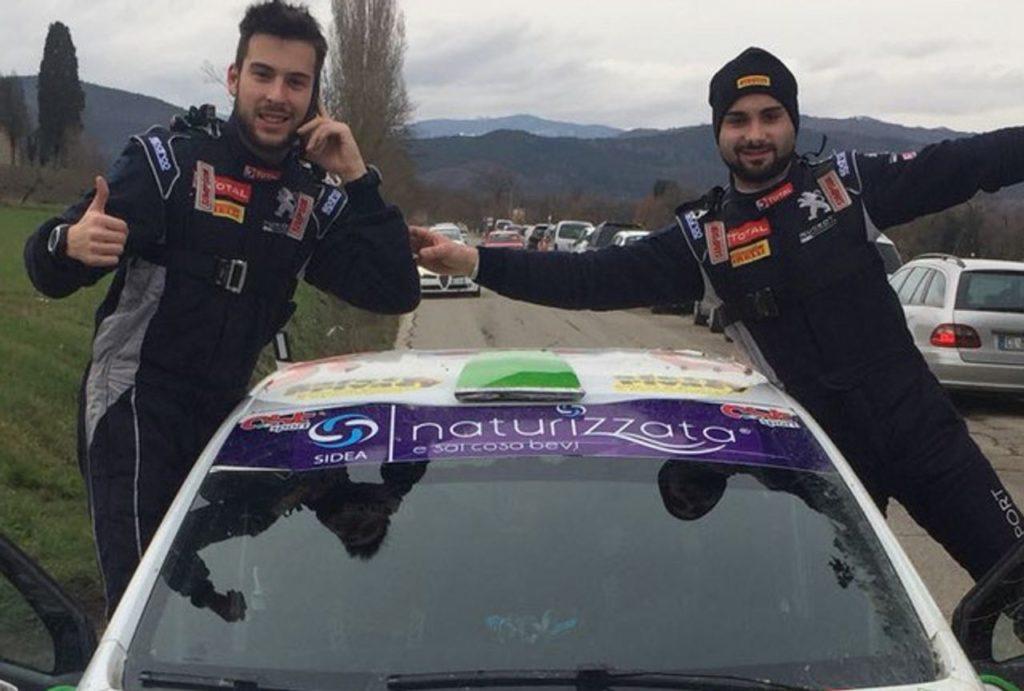 La stagione di Tommaso Ciuffi e Nicolò Gonella parte questo weekend con il Rally Val D'Orcia
