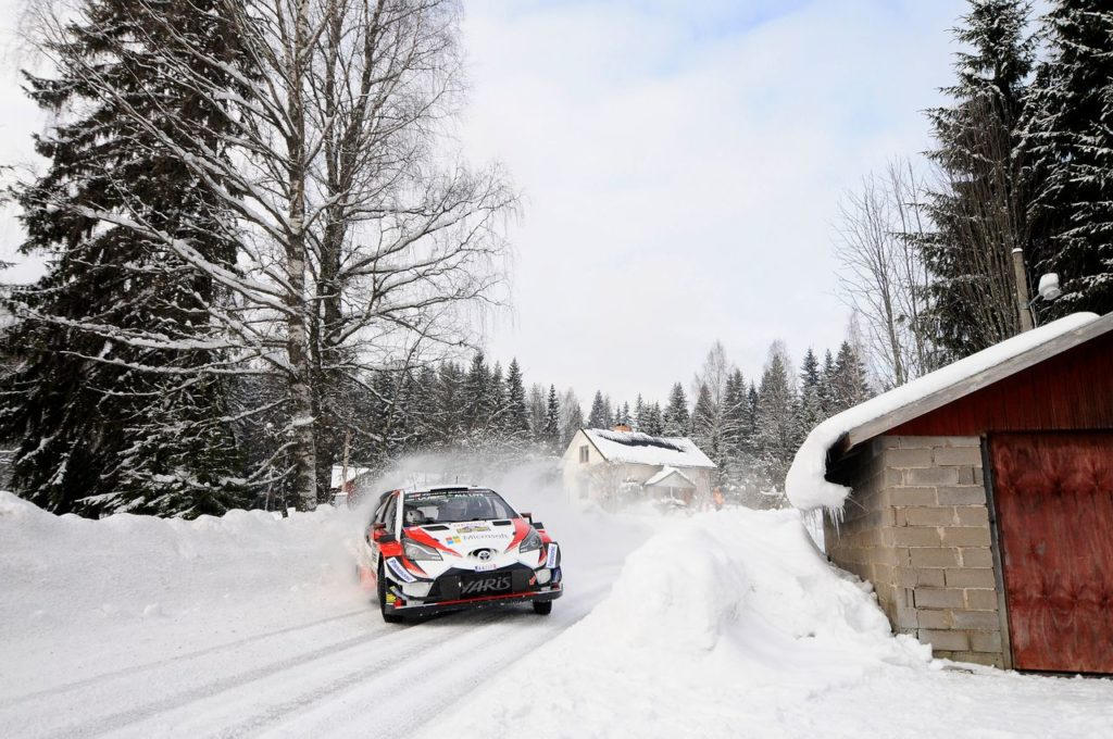 WRC | Toyota Gazoo Racing, test in vista del Rally di Svezia con il ritorno di Gronholm [VIDEO]