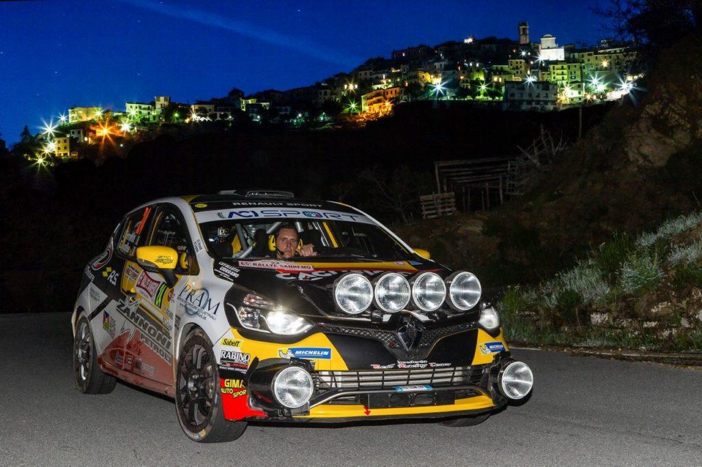 Trofei Renault Rally: i dettagli del calendario 2019