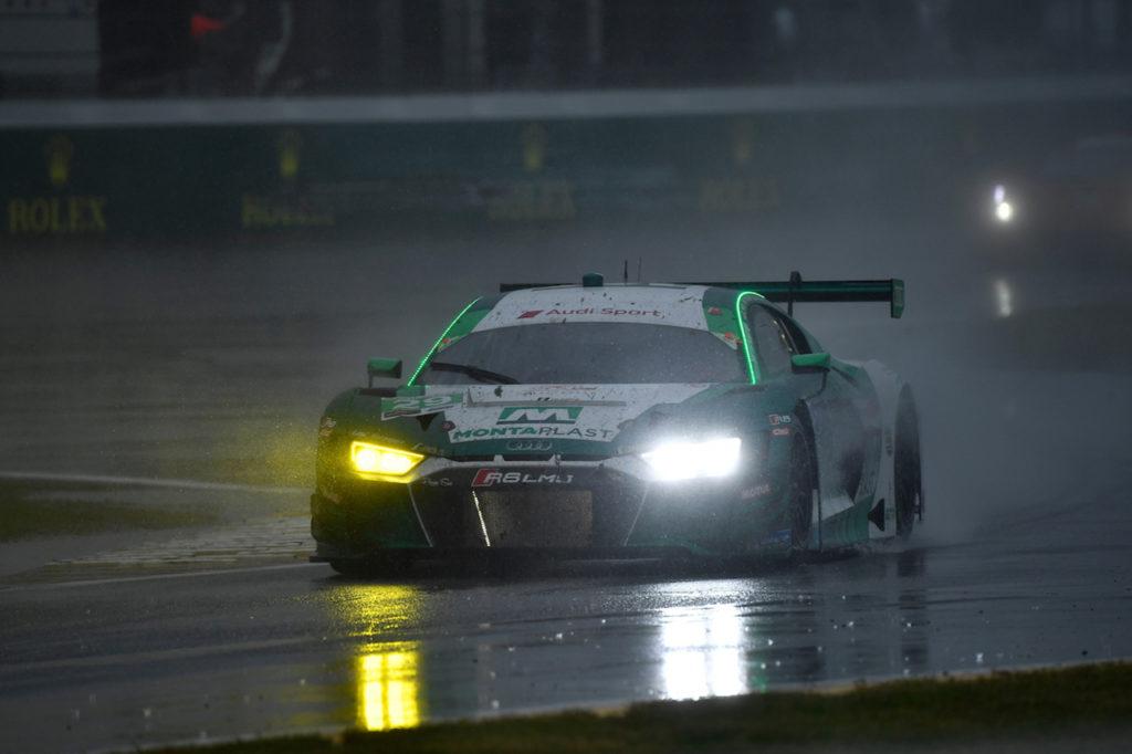 IMSA | Audi di Morad, Mies, Vanthoor e Feller penalizzata, secondo posto a WRT