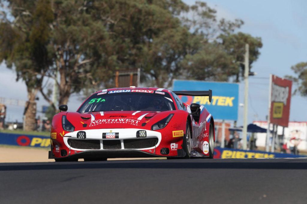 Intercontinental GT Challenge | Successo tra le Pro-Am per la Ferrari alla 12 Ore di Bathurst