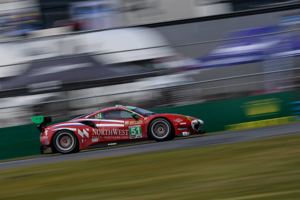 Intercontinental GT Challenge | Due Ferrari in pista alla 12 Ore di Bathurst