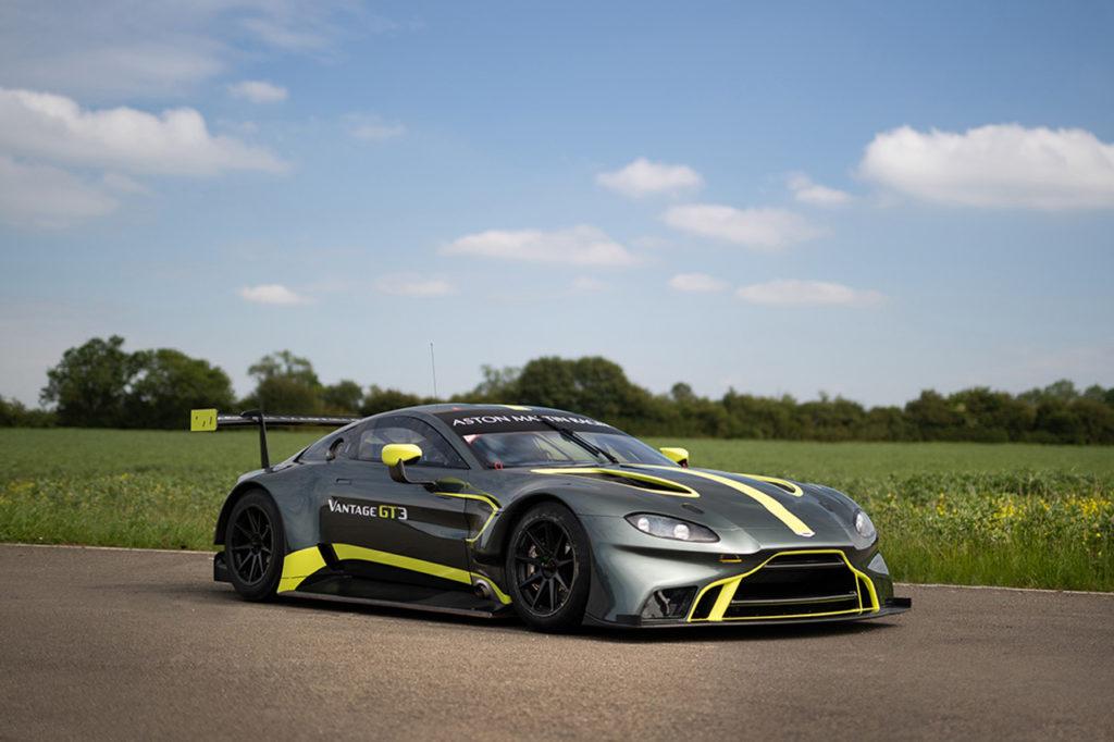 Blancpain | Garage 59 porterà in pista la Aston Martin Vantage GT3