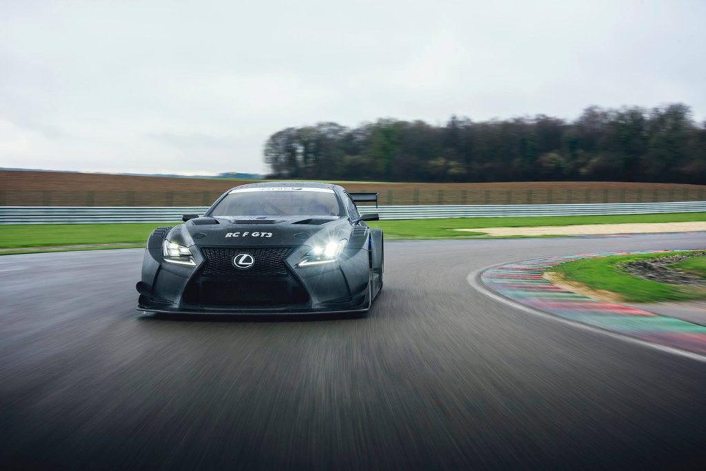 Blancpain | Panis-Barthez e Tech 1 assieme per tutto il 2019 con una Lexus