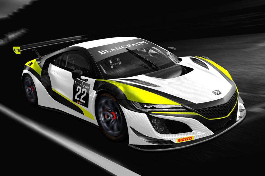 Blancpain | Jenson Button collabora con RJN Motorsport: una Honda NSX nell'Endurance Cup