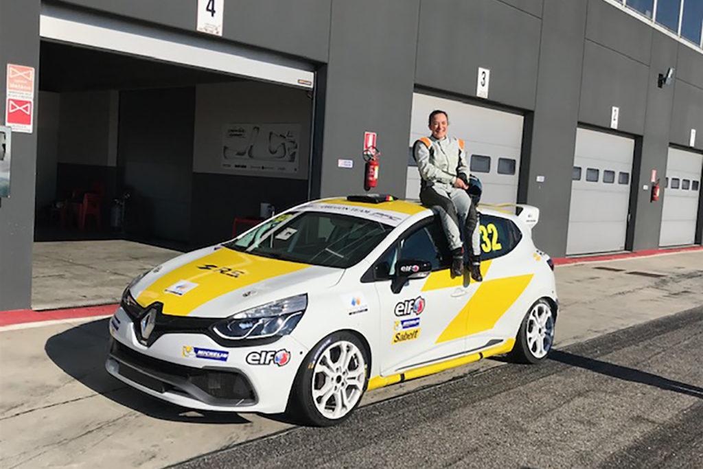 Clio Cup Italia | Oregon sceglie Francesca Raffaele per la stagione 2019