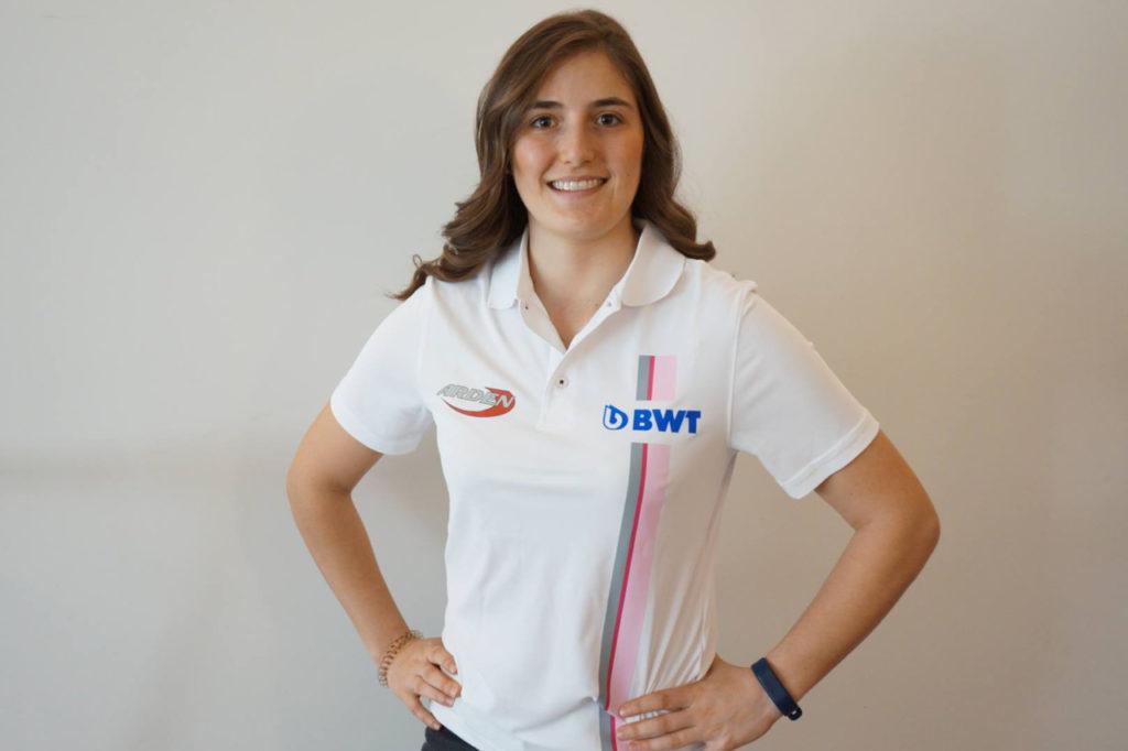 FIA F2 | Una donna per la stagione 2019: Arden ha scelto la Calderon