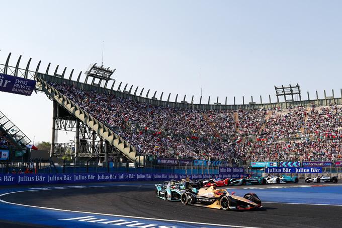 Formula E | Lotterer salva il bilancio di DS Techeetah a Città del Messico