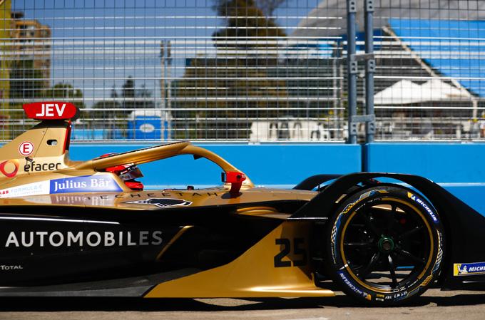 Formula E | DS Techeetah mira alla zona punti nell'e-prix del Messico