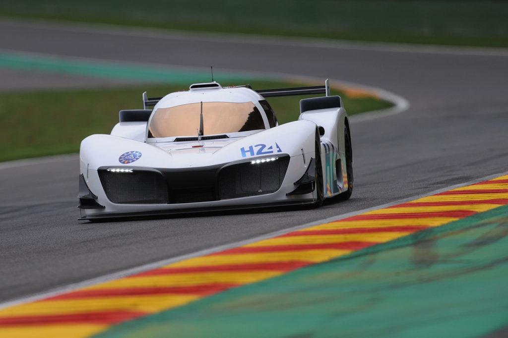 FIA WEC | Nasce H24Racing, la squadra ufficiale di MissionH24 che punta sull'idrogeno