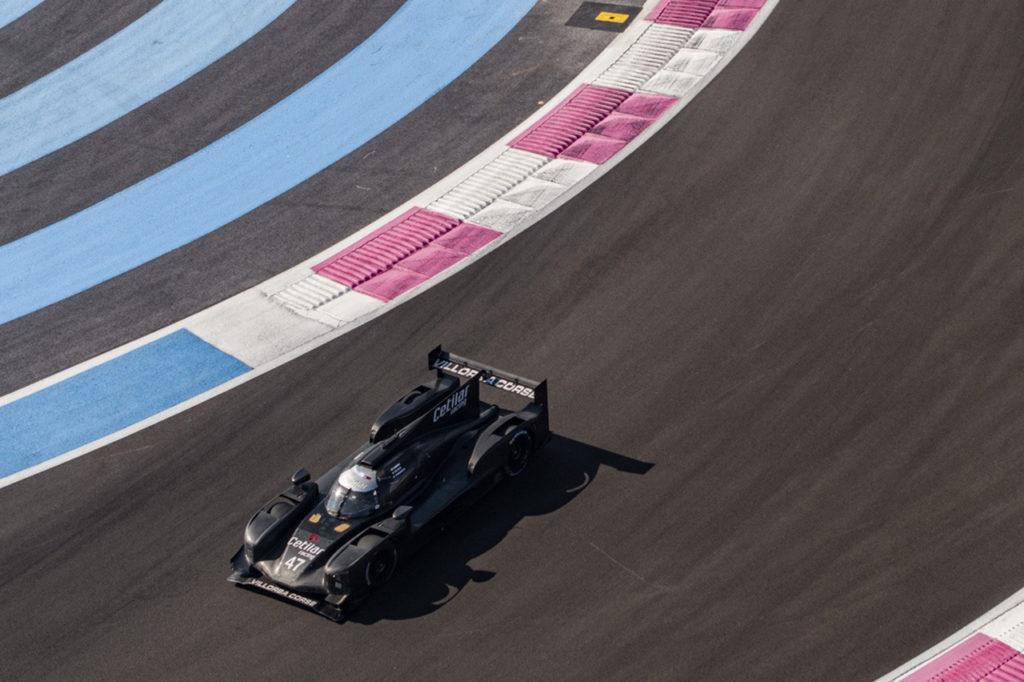 FIA WEC | Cetilar Racing in pista a Le Castellet per preparare la stagione 2019