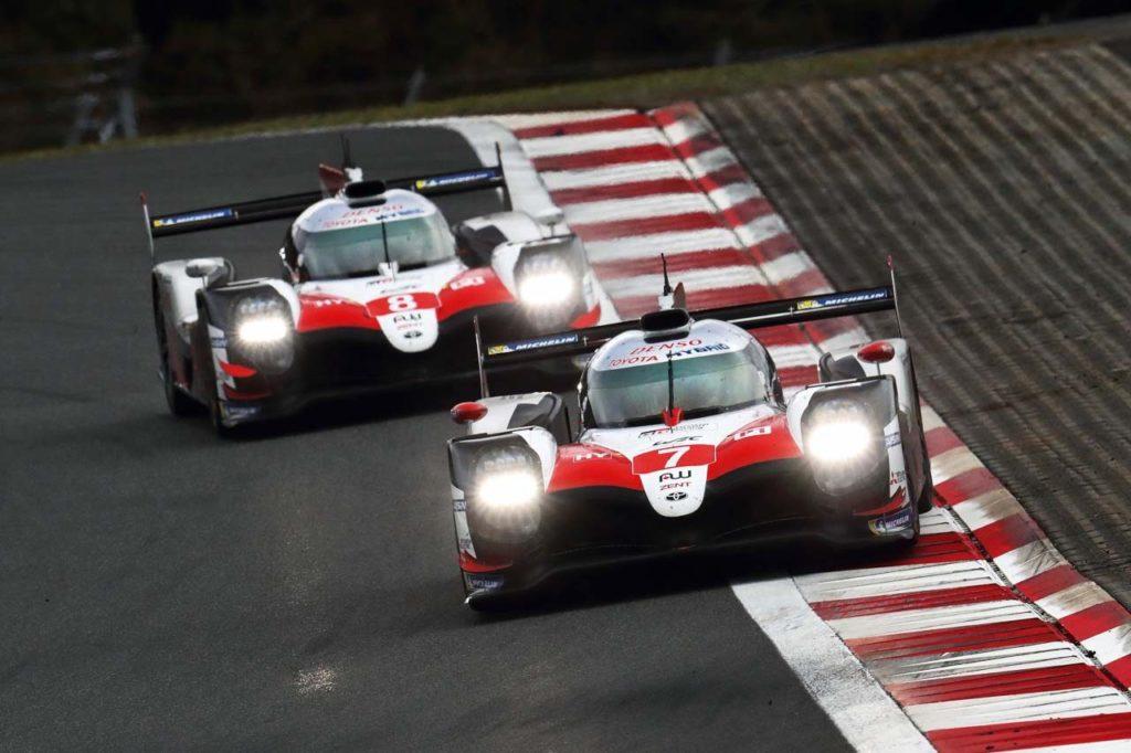 FIA WEC | Toyota al via anche nel 2019-2020. Assente Lotterer a Sebring, Rebellion sceglie Beche