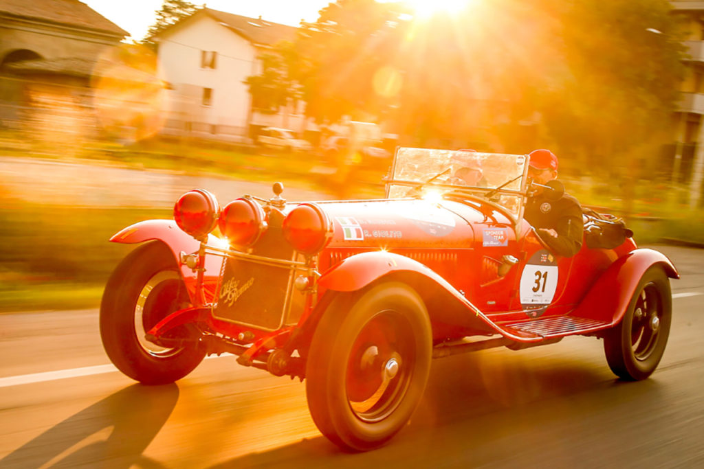 1000 Miglia | Alfa Romeo in prima linea come sponsor per i prossimi tre anni