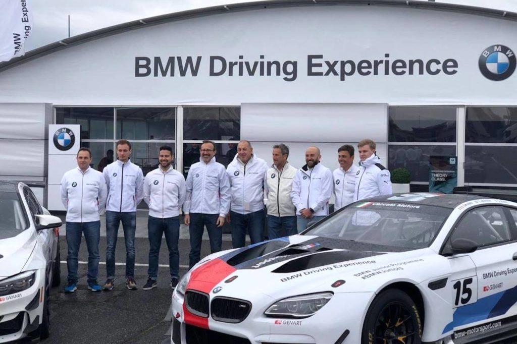 BMW Team Italia, presentata la stagione 2019
