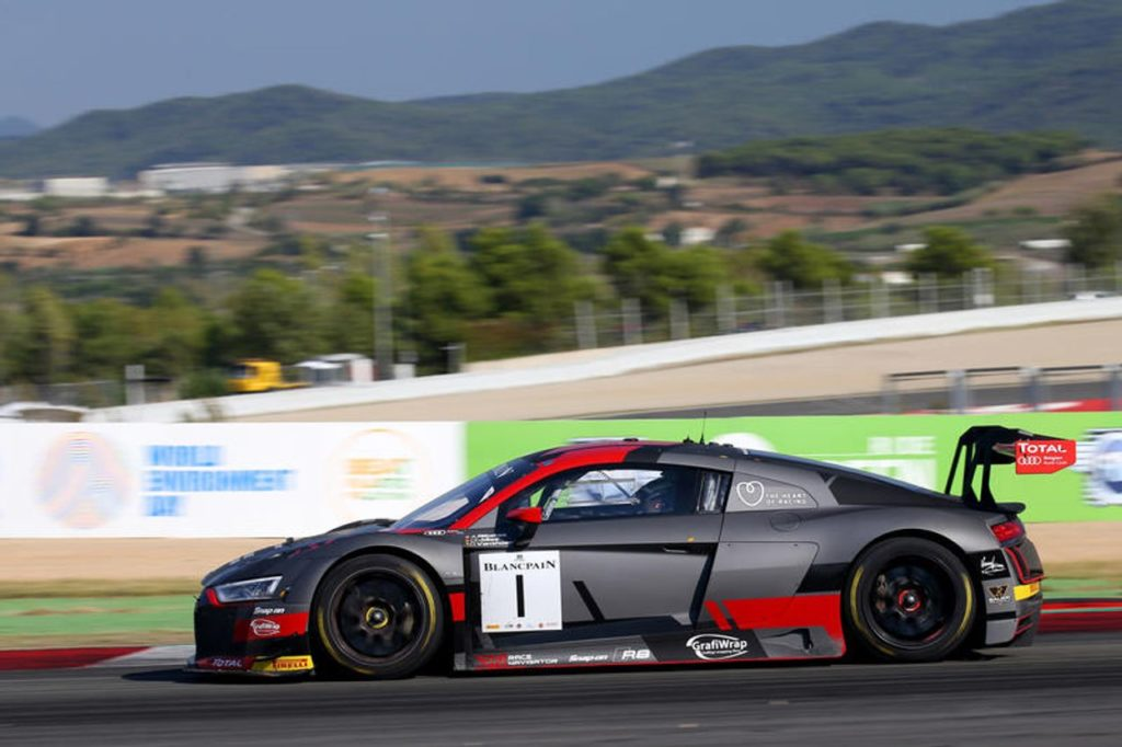 Blancpain | Imponente schieramento per il Belgian Audi Club Team WRT tra World Challenge Europe ed Endurance Cup