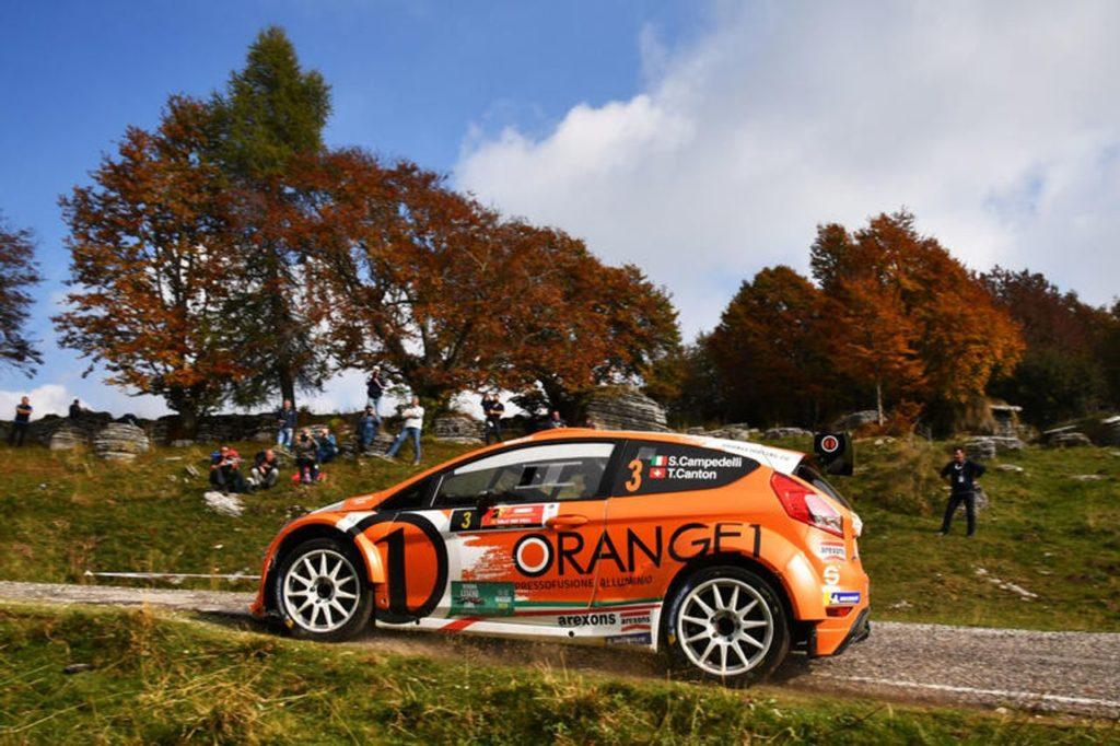 CIR | Primi test per Campedelli e Canton sulla Fiesta R5. Ford Racing Italia impegnata anche nelle R2 e R1 [VIDEO]
