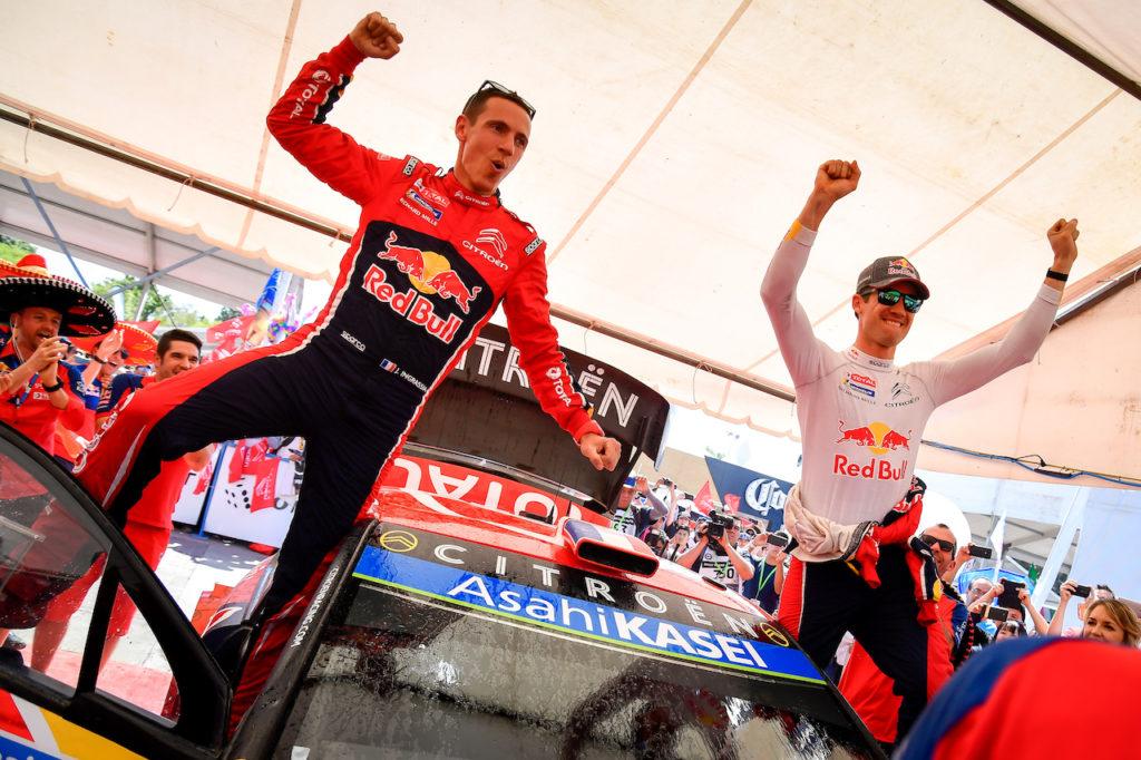 WRC | Citroen torna a casa dal Rally del Messico soddisfatta