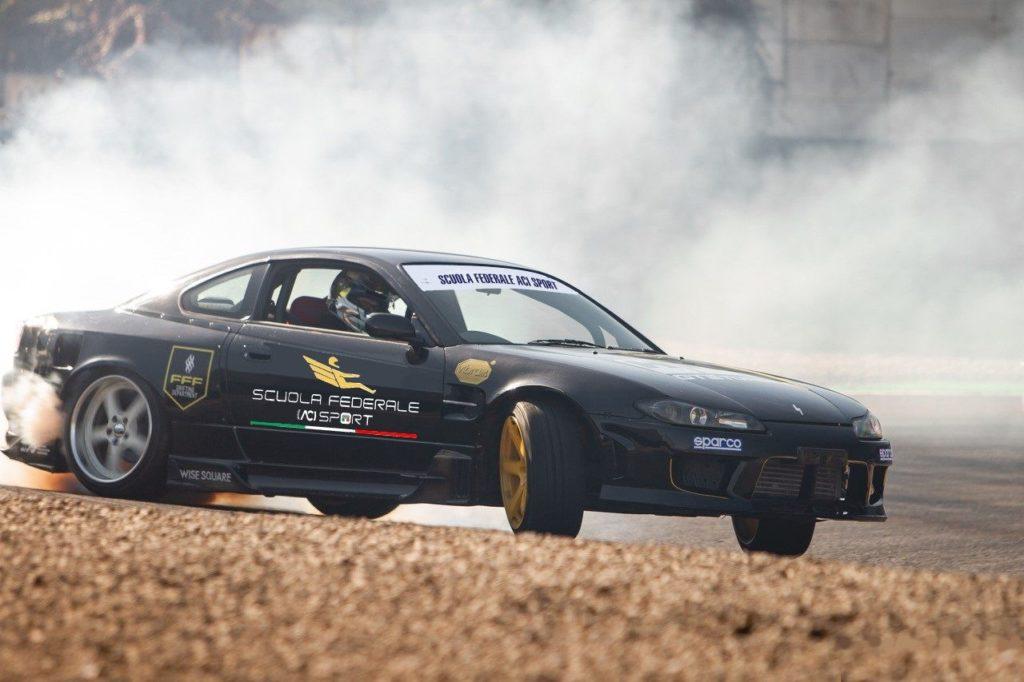 Notizie dal mondo ACI Sport: arriva il Drifting alla Scuola Federale, ufficiali i calendari dei Rally Storici